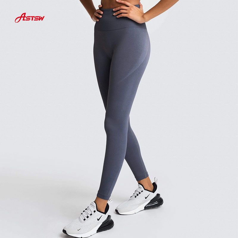 ladies running seamless tights