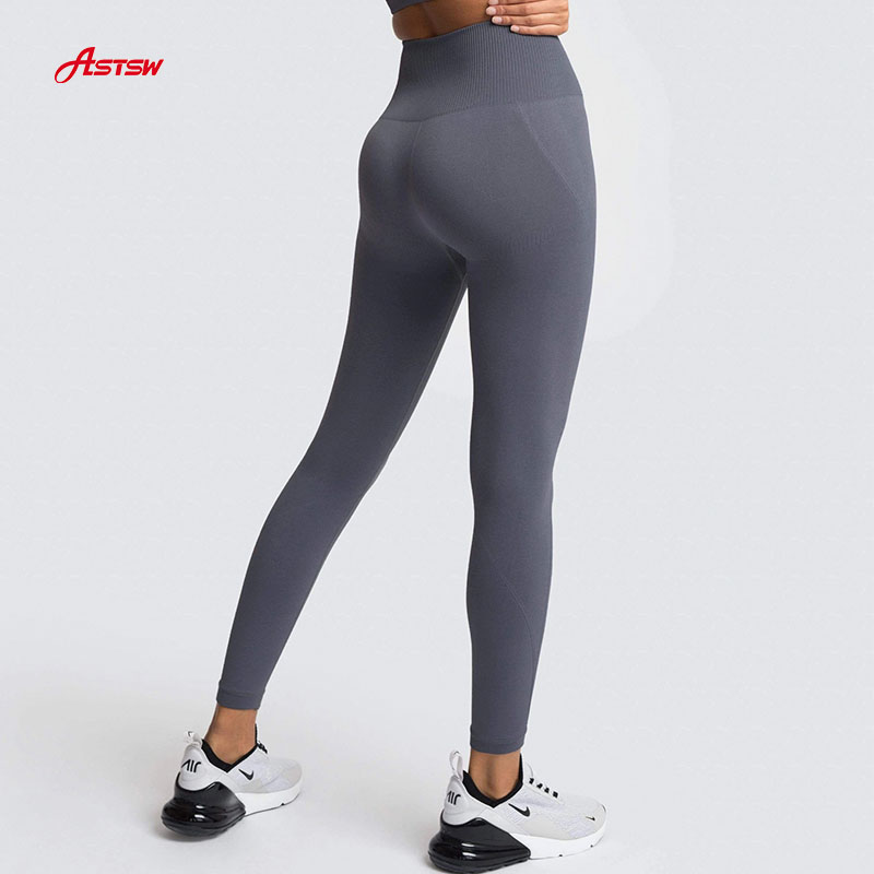 women customized seamless leggings