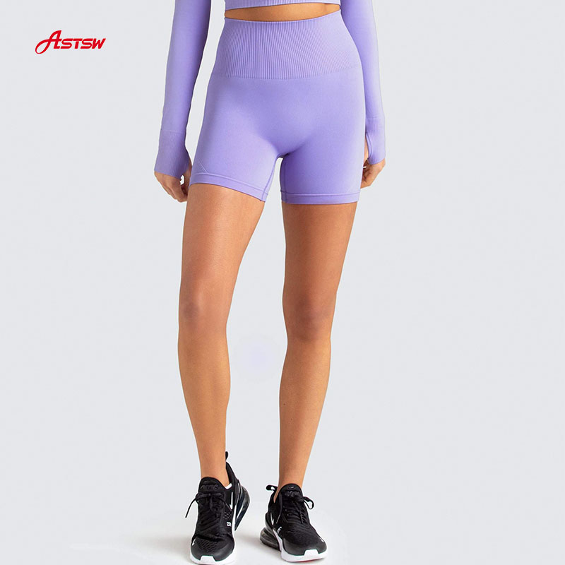 Women Fitness seamless Yoga Shorts