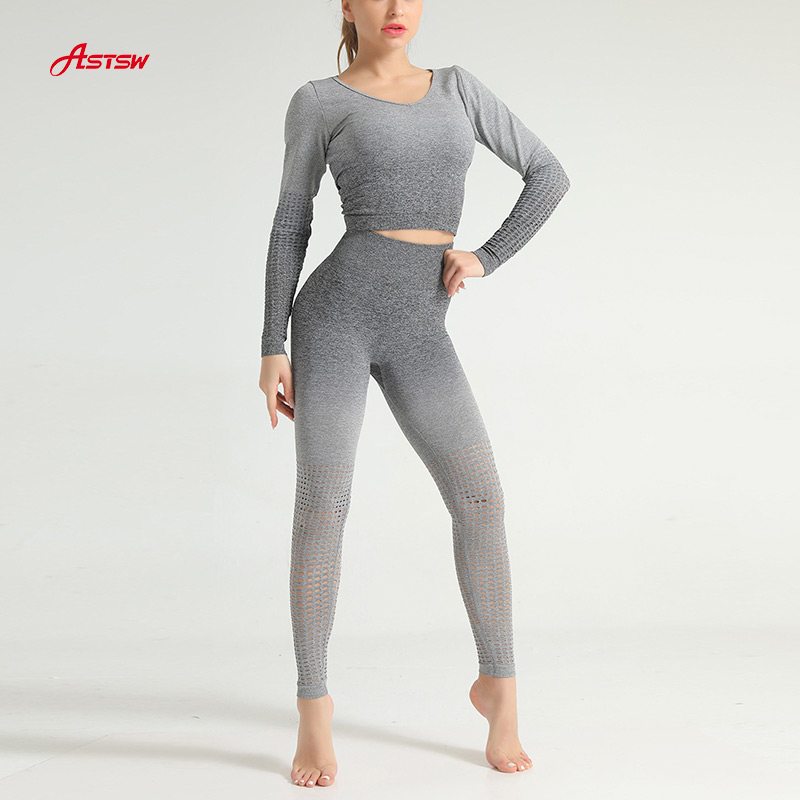 Seamless Yoga Tights