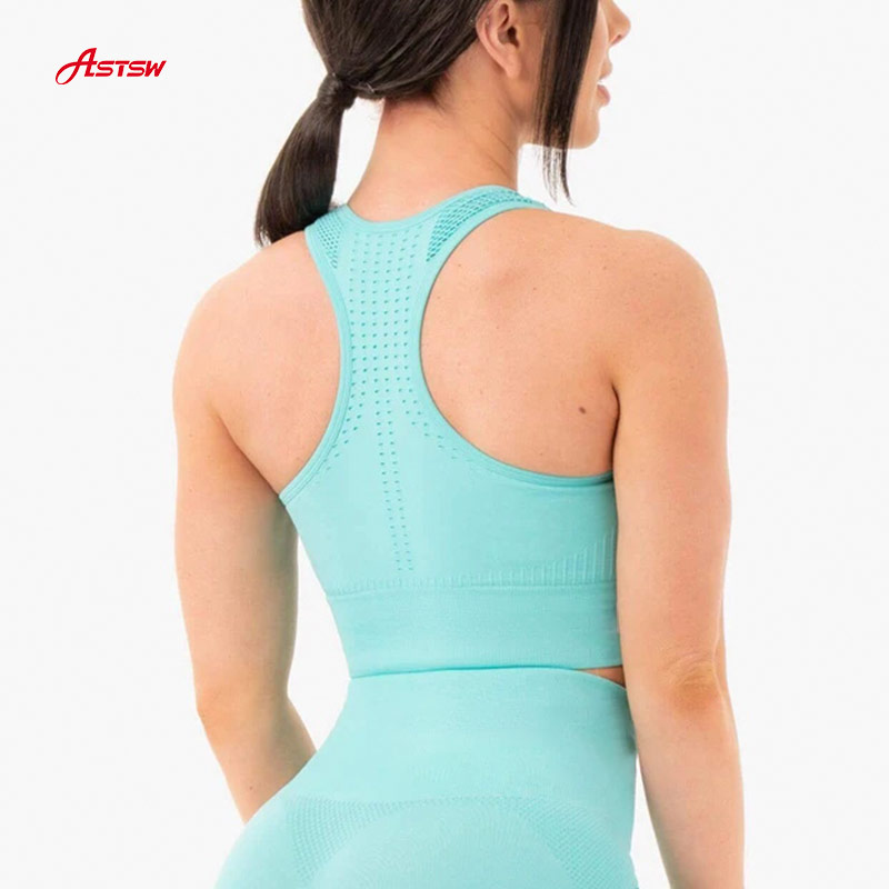Adapt Training Breathable Seamless Supportive Sports Bra