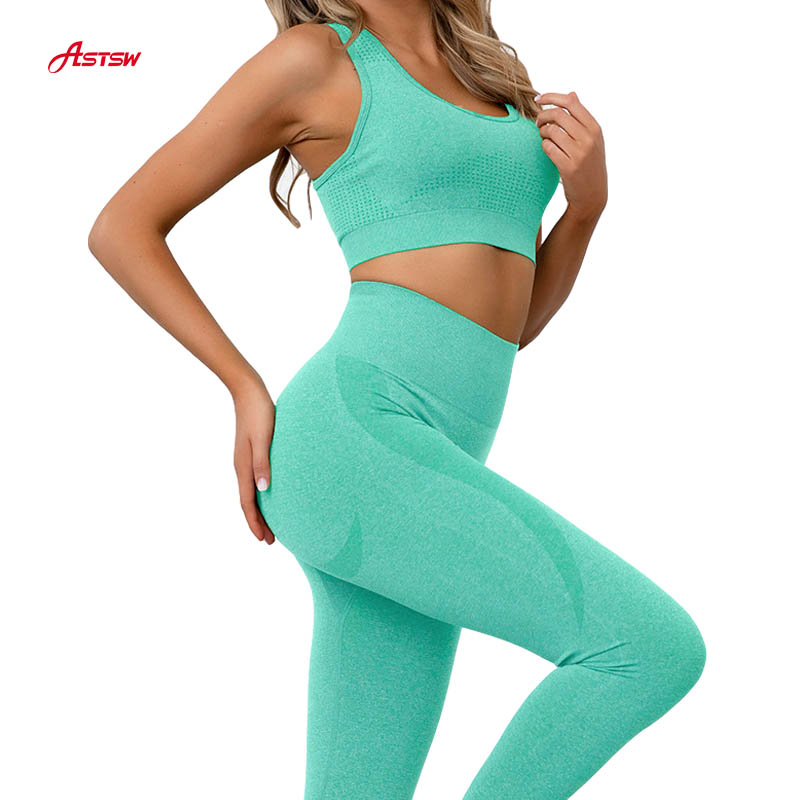 seamless high waisted running legging