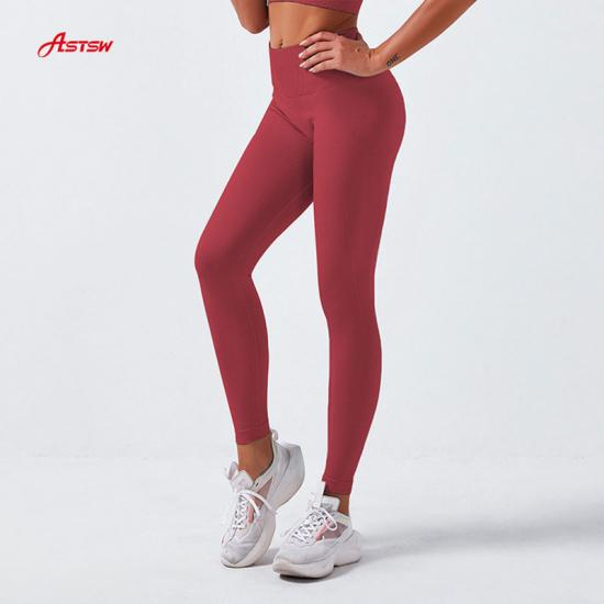 customized women seamless gym tights