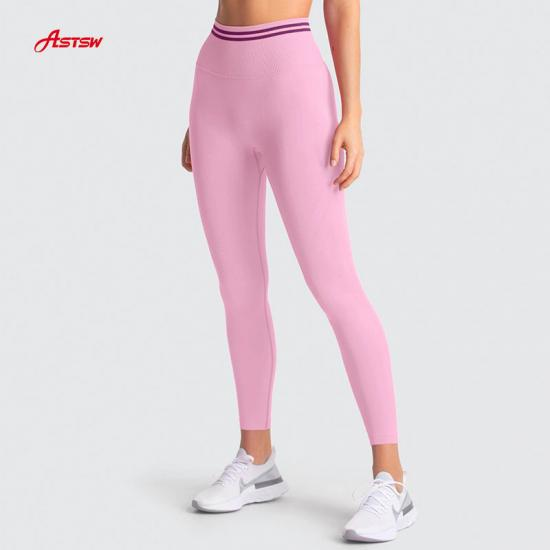 customized women seamless gym leggings