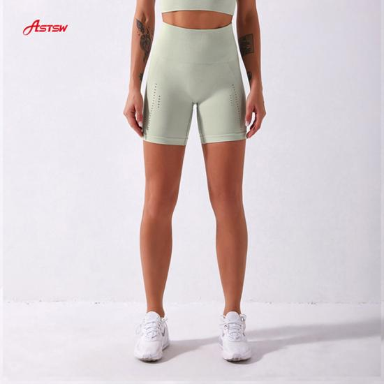factory  women seamless gym short